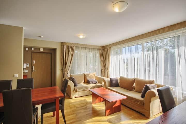 A1 One-Bedroom Apartment - Medunos apartamentai