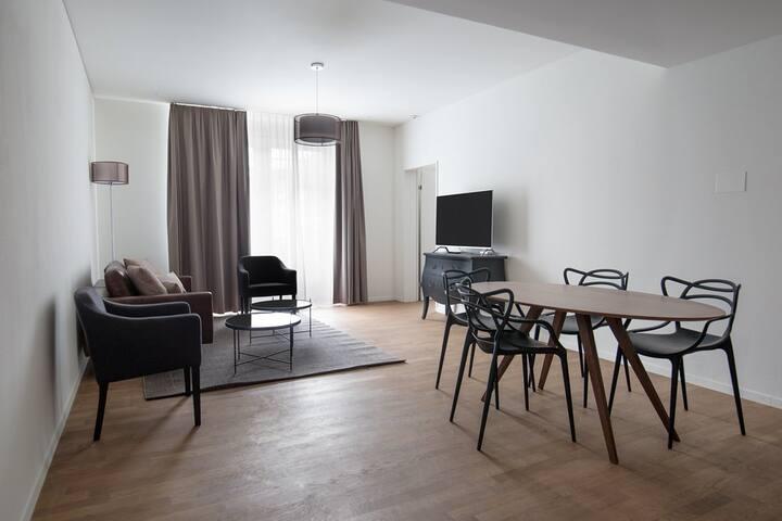 Stylish riverside Apartment