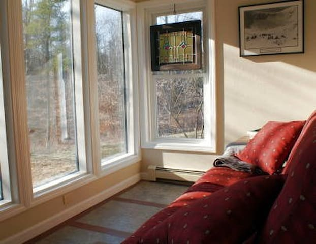 House/cabin -Enjoy peace and quiet-Boats & Trails - Pittsfield - Ház