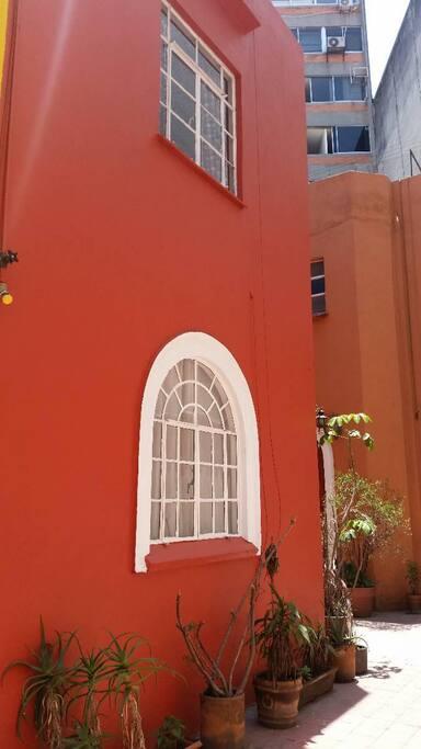 Front House / Frente de casa