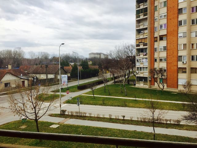 2 Room Flat in the Proziva quarter - Subotica - อพาร์ทเมนท์