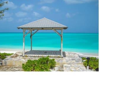 Deserted Private Beach
