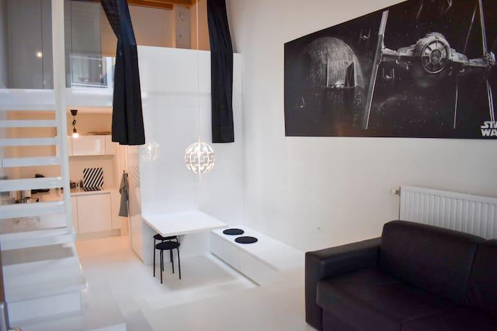 «STAR WARS» nouveau duplex + terrasse + centre !