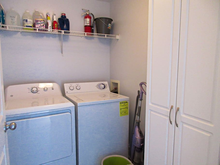 The Inn 304-Washer and Dryer
