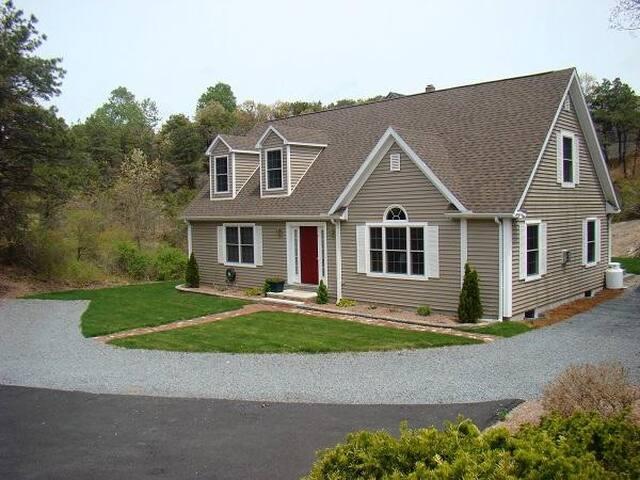 Cozy and Modern Truro Home - Truro - House