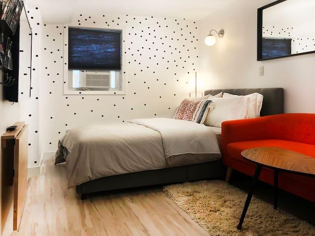 Chic Designer Home Guest Studio