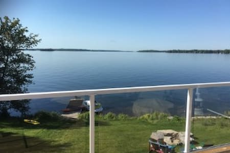Waterfront Cottage Fenelon Falls Bobcaygeon - Kawartha Lakes