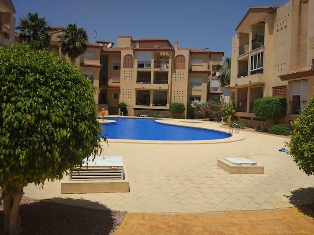 Apartamento Luna Residencial Florida