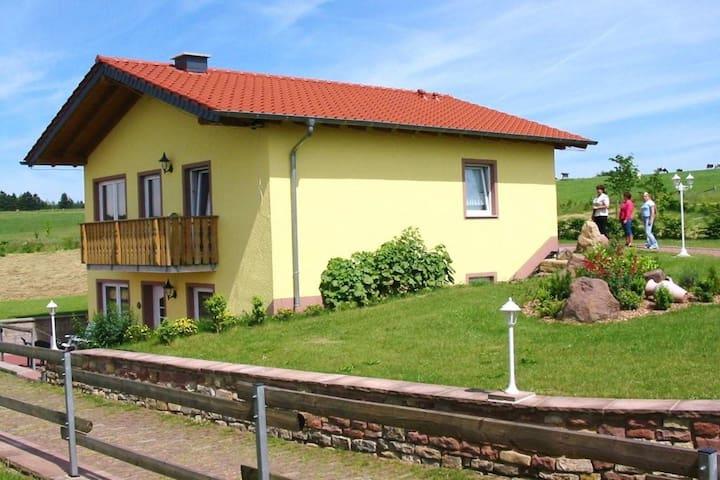 Restful Apartment in Gransdorf with Garden