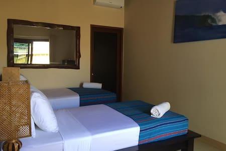 Ekas Surf Resort - Twin Room | Breakfast Incl.