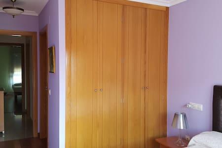 apartamento nuevo ria de arousa - Vilanova de Arousa - Lejlighed