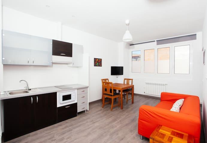 Apartamento nuevo a un paso de San Sebastián N.7 - Hernani - Apartament