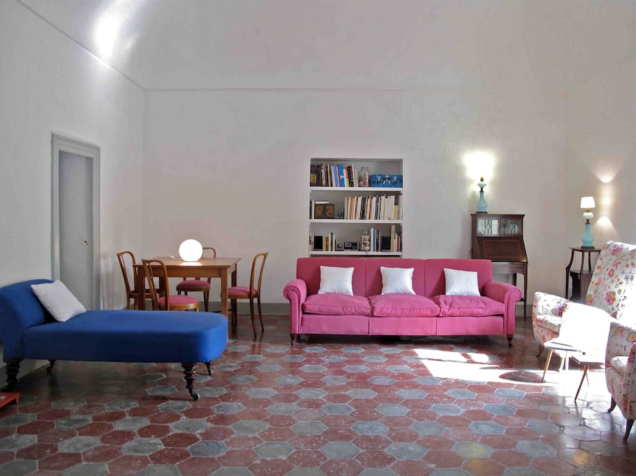 Il salotto | The livingroom