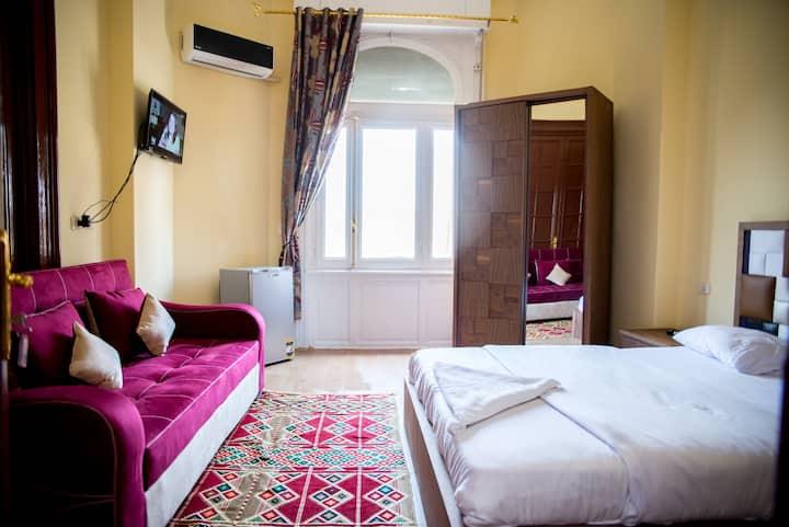 Luxury Stylish 2 Bedroom Studio in Cairo Downtown