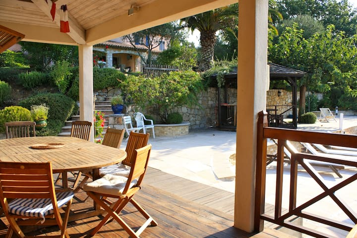 Villa with view and pool in Var - Callian - Villa