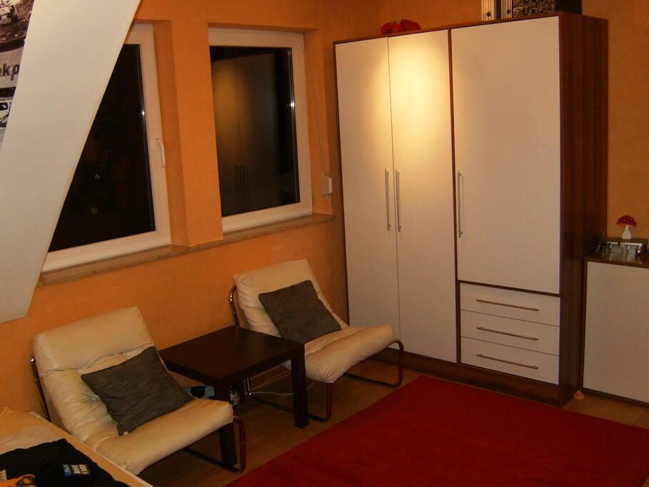 ein zimmer messe apartment 1 wohnungen zur miete in lehrte niedersachsen deutschland. Black Bedroom Furniture Sets. Home Design Ideas