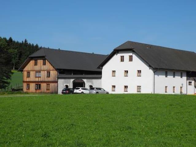 Westernluft im Mühlviertel - Schanz - Apartment