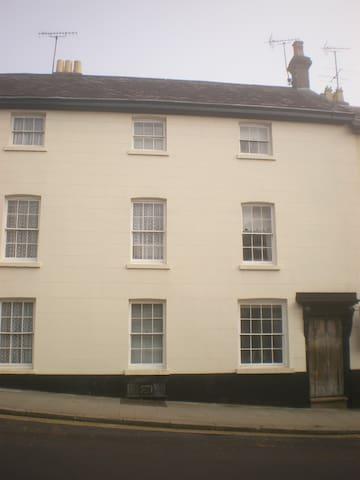 Ludlow, Shropshire - Ludlow - Dom