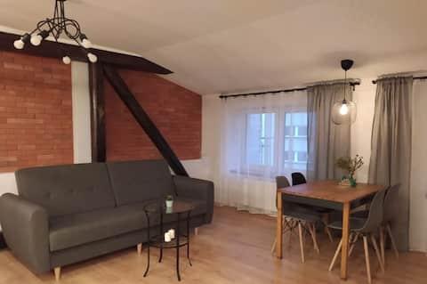 Apartament w starym mieście Tarnowie