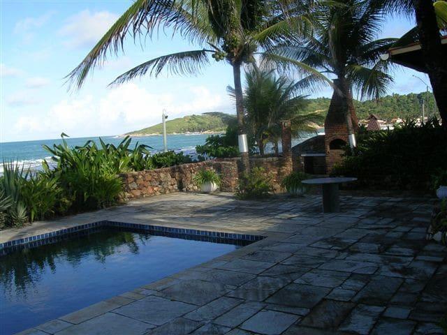 Casa de Praia dos sonhos em Gaibu
