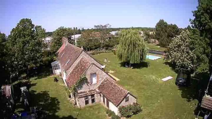Proche Zoo de Beauval, entre Sologne et Châteaux