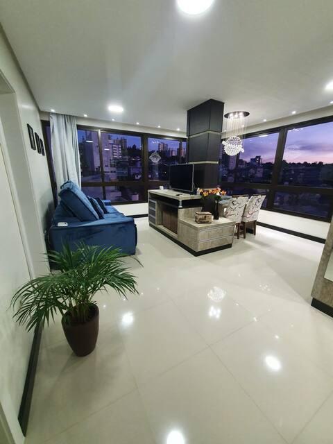 Apartamento maravilhoso pra desfrutar seu passeio!