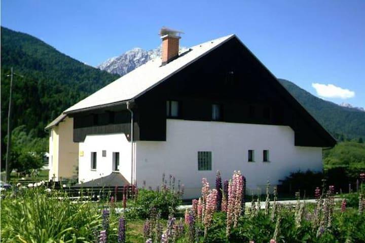 Gorska Hiša Ap.2, Podkoren - SLO - Kranjska Gora - Apartamento