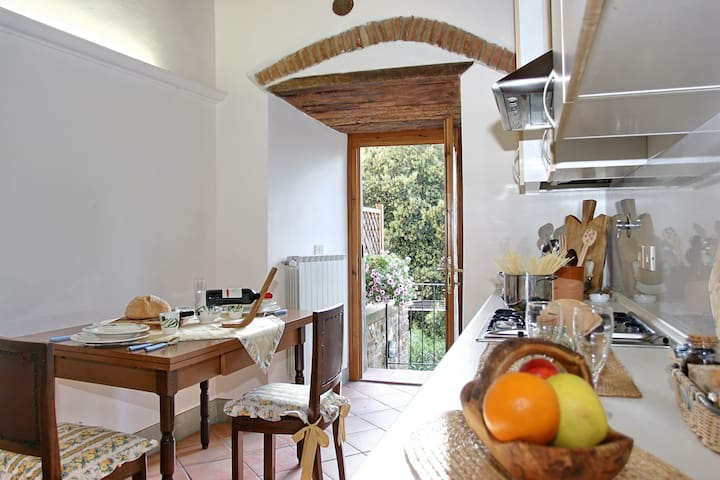 Apartment in the heart of Chianti - Barberino Val - Apartemen