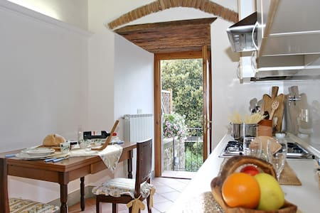 Apartment in the heart of Chianti - Barberino Val