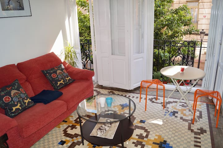 Apartment in HISTORIC CENTRE - VALENCIA - València - Leilighet