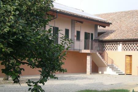 Agr.SoncinoPavese Airone Cenerino - Rognano - Apartment