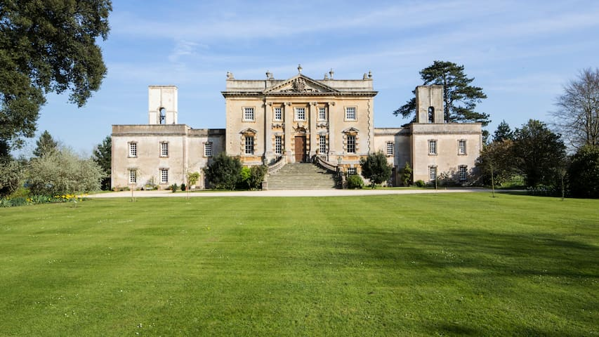 Treat yourself to stately home splendour.