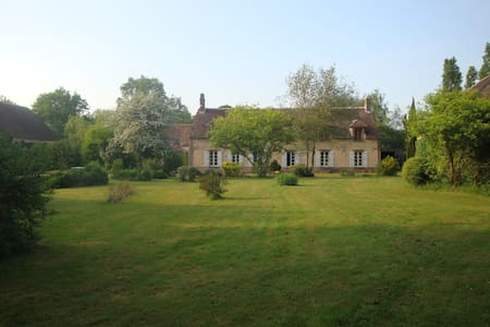 Get away to Burgundy! B&B - Prunoy - Oda + Kahvaltı