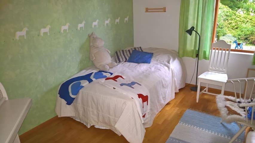Room for 1-2 in Kauniainen.