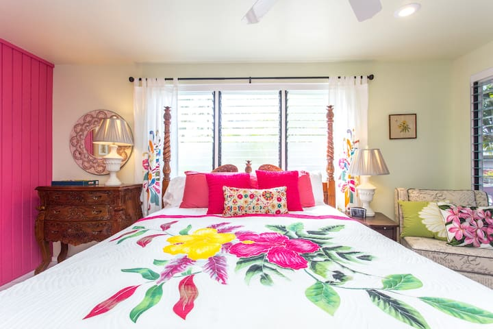 Orchid Room - Kailua-Kona - Bed & Breakfast