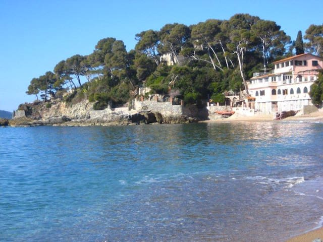 On the beach in Liguria, by 5 Terre - Tellaro - Appartement