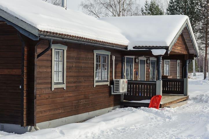 Lovely Dala twin-cabin named Tilde! - Gesunda, Sollerön