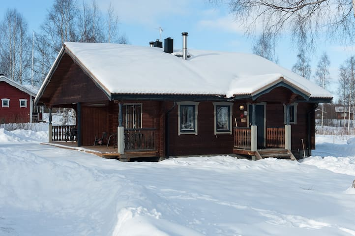 "Great Dala twin-cabin named ""Lova""! - Gesunda, Sollerön - Chatka"