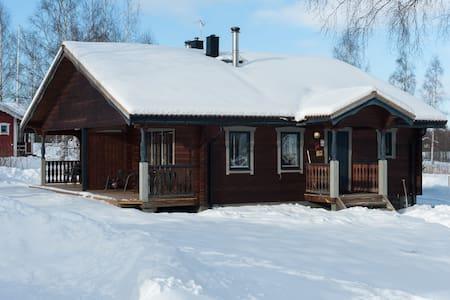 """Great Dala twin-cabin named """"Lova""""! - Gesunda, Sollerön - Srub"""