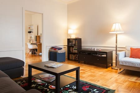 Sunny Room in Ditmas Park (Ladies) - Apartment