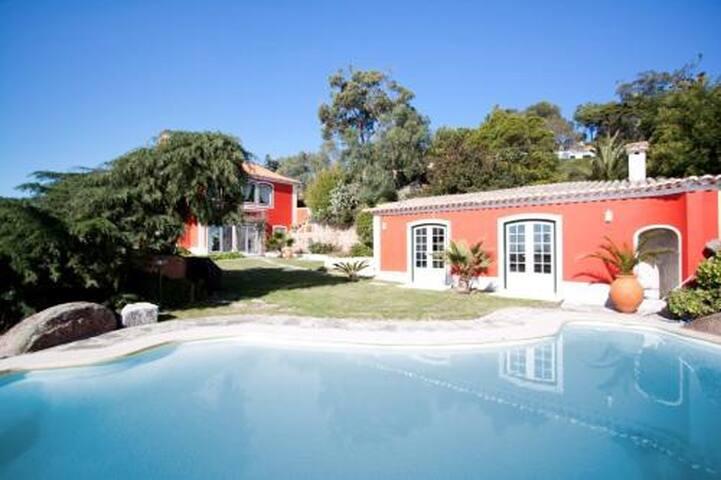 Villa Charme - Alcabideche - Dům