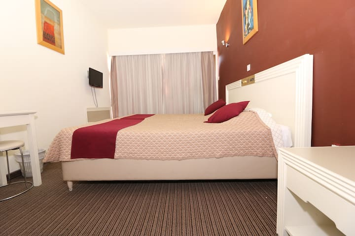Paphos Kings Hotel Basic Double Room