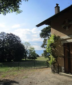 Bel appartement au bord du lac (1) - Hermance