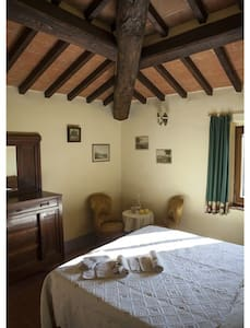 room Thesan - Chiusi - Bed & Breakfast
