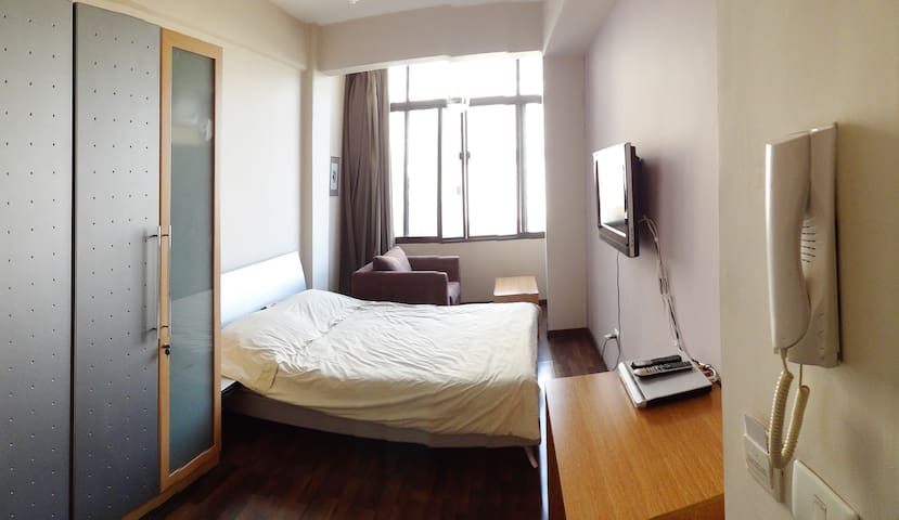 New Furnished Studio Sassine Area - Beirut