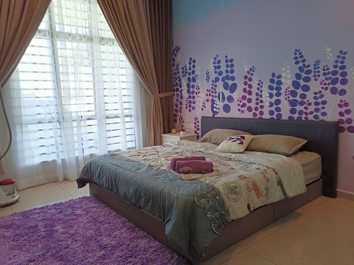 Lavender @ homestay