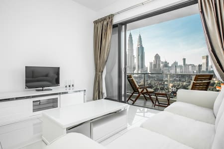 SETIA Sky *KLCC* - Premier Two Bedroom Suite #2 - 吉隆坡