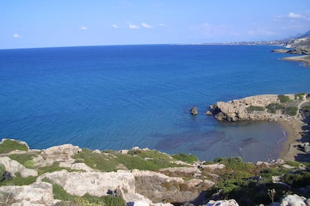 Secret Beach Villa at Kayalar Orga  - Girne/Kyrenia  - 別荘