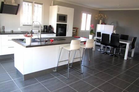 maison modern - Beaufay
