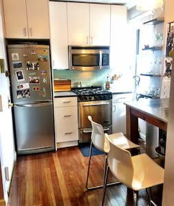 Newly Renovated / No cleaning Fee / Hell's Kitchen - New York - Apartment